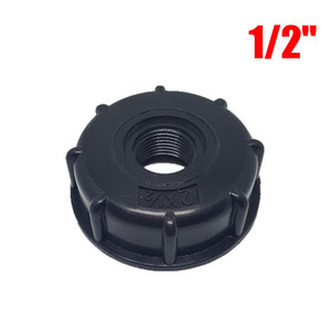 Image 4 - 1/2 inch 3/4 inch 1 inch Thread IBC Tank Adapter Tap Connector Replacement Valve Fitting For Home Garden Water Connectors