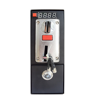 product price electronic DG600F coin acceptor with time timer control box for massage chair washing machine
