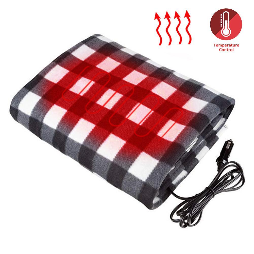 12v Winter Blanket Car Electric Heating Blanket For Cold Weather
