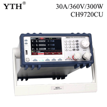 Load-Battery-Tester Electronic-Load Programmable 150W DC 300W 30A CH9720C 360V High-Precision
