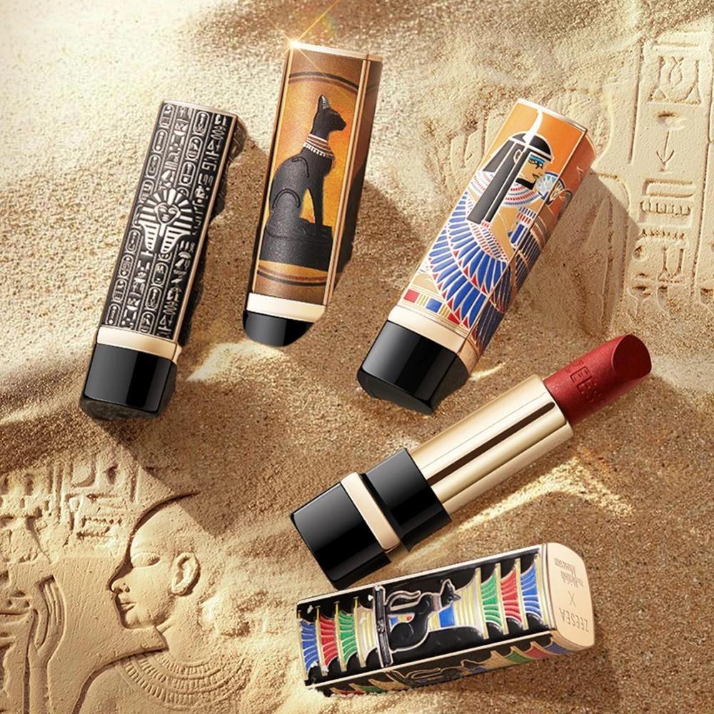 ZEESEA-egypt-hieroglyph-lip-stick