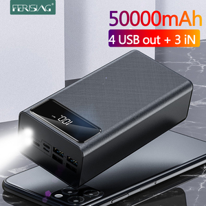 FERISING 50000mAh Power Bank L