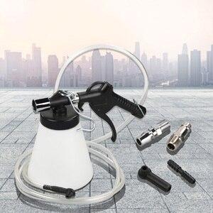 Image 3 - 1lL Bremse Öl Topf Pneumatische Bremse Öl Ersatz Füllstoff Zu Entleeren Blutungen Werkzeug Set Brems Flüssigkeiten Bremse Öl Kann TB Verkauf