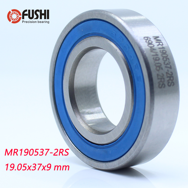 MR190537-2RS Bearing 19.05*37*9mm ( 1 PC) 6904/19.05 Bicycle Bottom Bracket Repair Parts Ball Bearings MR190537 RS