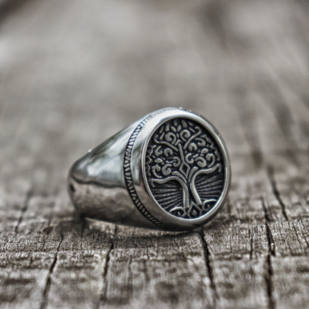 Bague arbre de vie  3