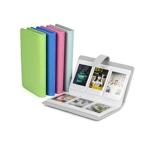 Image 5 - Fujifilm instax mini 9 acessórios da câmera pacote com estojo/96 fotos álbum/10 pendurado photo frame/5 quadros de mesa/20 pçs adesivos