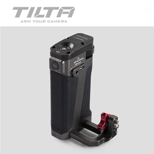 Image 2 - TILTA 포커스 사이드 핸들 F970 F550 F570 E6 Batery 모델 핸들 마운트 용 액세서리