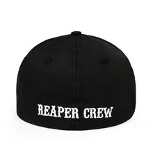 1PCS SOA Sons of Anarchy Fitted Baseball Cap Hat Embroidered