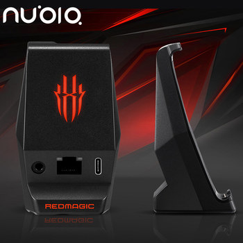 Original ZTE nubia Magic box 5G Expansion Dock octopus Gamepad Wireless-Bluetooth Gamepad Joystick Controller and 6-Axis Handle 5