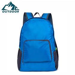 Для кемпинга, путешествий легкая сумка для отдыха Складная Водонепроницаемая сумка на плечо походный рюкзак маленький Универсальный