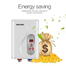 7000W Instant Electric Water Heatin Electric Tankless Water