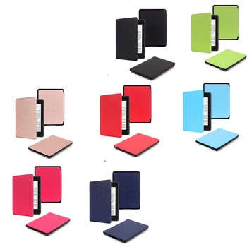 Magnetic Leather Case Tablet For Kindle 658 2019 558 paperwhite 4 3 2 1 30PCS/LOT