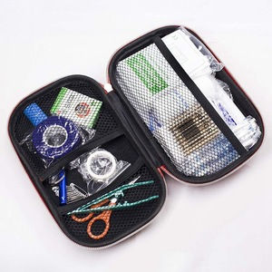 Image 1 - ポータブル旅行応急処置キットホームアウトドアスポーツ緊急キット緊急バッグ救急医療ボックス