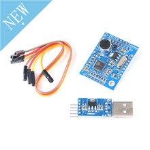 Voice Speech Recognition Module LD3320 51 Single Chip Microcomputer STC Voice Control Board VRM ASR 5V Power