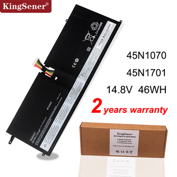 KingSener 45N1070 45N1071 Laptop Battery For Lenovo ThinkPad X1 Carbon Series 3444 3448 3460 Tablet 14.8V 3.11Ah 46WH image