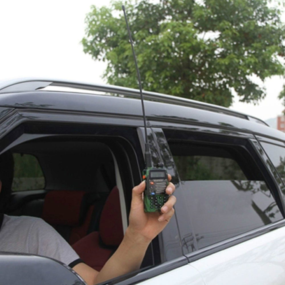 40cm NA-771 SMA-Female Dual Band 10W Antenna For Baofeng UV5R UV-82 SAUS Useful