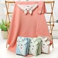 2019 New Baby Swaddle Wrap Parisarc Cotton Soft Infant Newborn Baby Products Blanket & Swaddling Wrap Blanket Sleepsack
