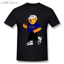 Ursos de pelúcia na moda que nunca envelhecem. T-shirts elegantes e topos são para homens e mulheres cartoon t shirt topos 04