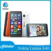 Nokia Lumia 640XL Refurbished Microsoft 8GB 1GB WCDMA/GSM Quad Core 13MP Mobile-Phone