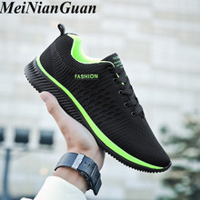 Spring Autumn Casual Shoes Men Fly Weaving Sneakers 2020 Plus Size Shoe