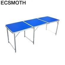 Escrivaninha Tisch Camping Redonda Pliante Tablo Yemek Masasi Comedor Oro Folding Plegable De Jantar Mesa Desk Dining Table