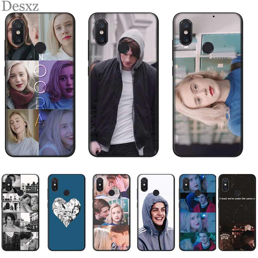 Mobile Phone Case TPU For Redmi Note 4 4X 5 6 7 Pro 5A Prime Cover Norwegian TV Skam