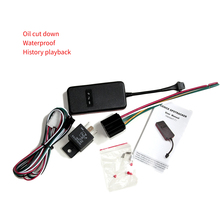 DYEGOO vehicle gps tracking device gsm GPS GPRS car motocycle waterproof gps tracker GT003