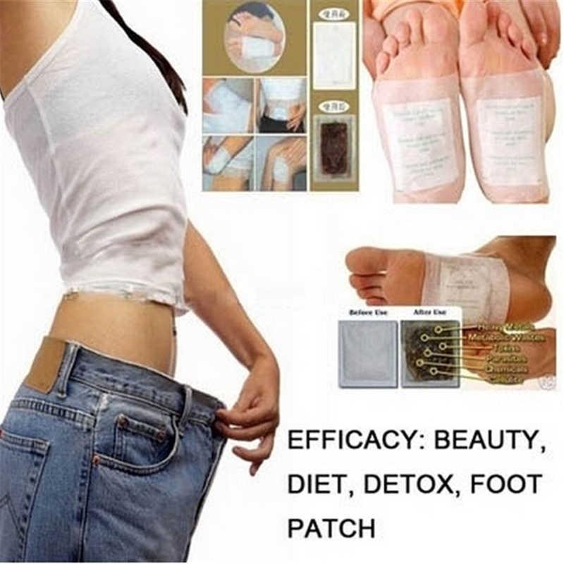 Superventa de adhesivos para pies moldeadores de cuerpo medicina china tratamiento de olores adelgazantes parches para pies vinagre película de desintoxicación 10 unids/caja