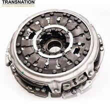 Embrague de transmisión de 7 velocidades, tambor antiguo para VW, AUDI, JETTA, accesorios de coche, Transnation 255810A-FX, 0AM, DQ200, DSG