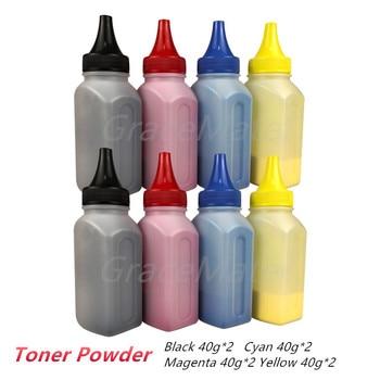 CLT-K406S CLT406 CLT-406 CLT 406 Toner Powder for Samsung CLP360 CLP-360 CLP-362 CLP-364 CLP-365 SL-C410W SL-C460W CLX-3300 2 set color ea powder clt 407 clt 407 clt k407s for samsung clp 320 clp 325 clp 326 clx 3180 clx 3185 refill toner powder