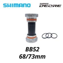 Bottom-Bracket Mountain-Bike Deore M8000 Hollowtech-Ii Shimano SM-BB52 Chainwheel XT