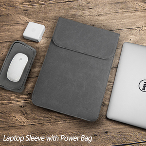 """Image 1 - Laptop Bag Case 11 12 13 14 15 15.6 inch for Macbook air Xiaomi pro 13.3"""" Asus Dell HP Acer Huawei Levono Laptop Sleeve 14 inch"""