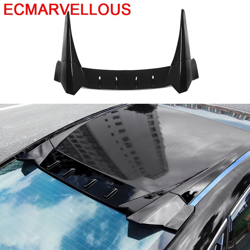 Accessories Modification Car Styling Automobiles Upgraded Accessory Wing Decorative Decoration Spoilers 16 17 18 FOR Honda Civic in Spoilers Wings from Automobiles Motorcycles