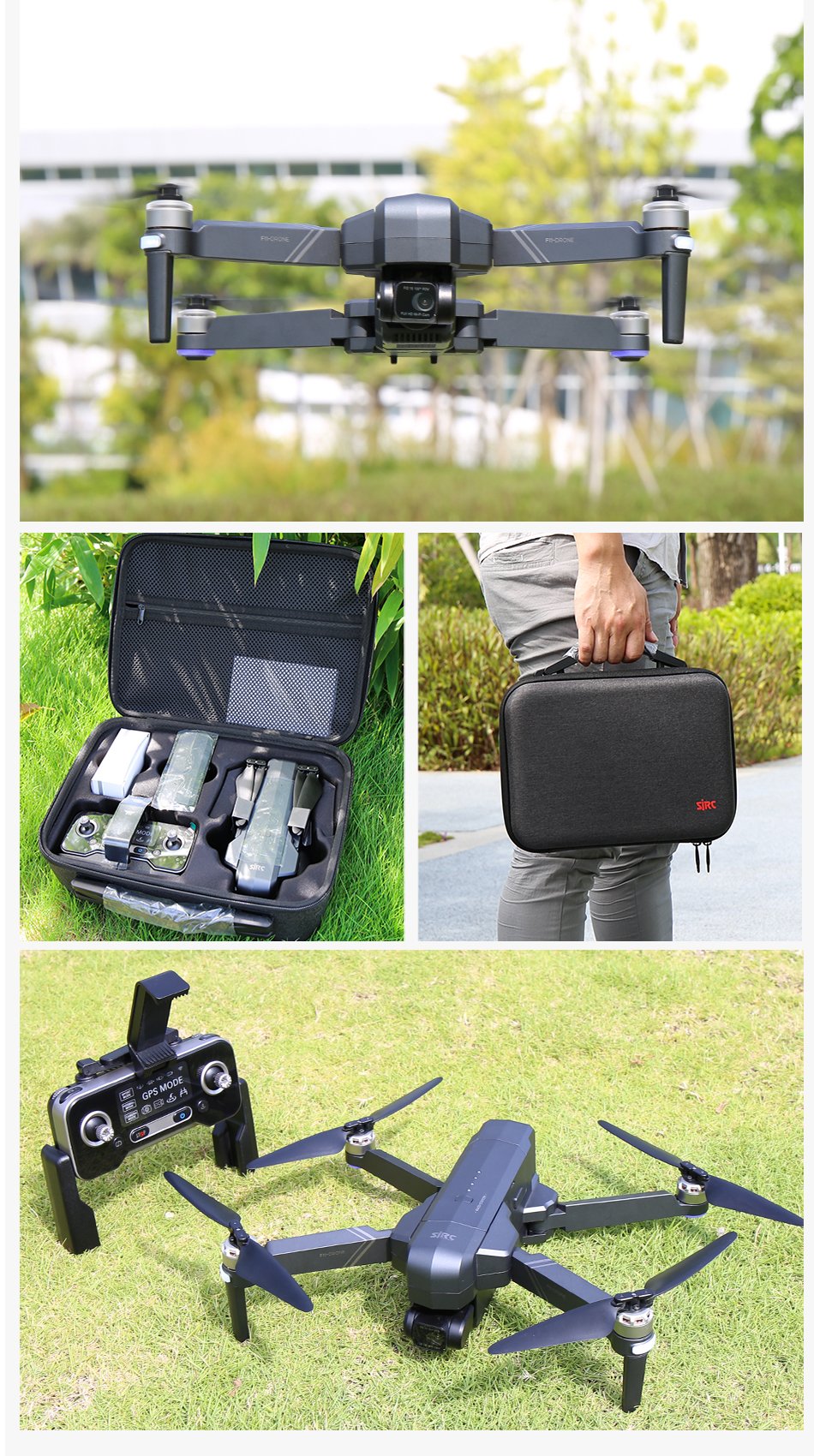 H332dd708302944d1916e4ecf9f5621d4P - SJRC F11 Pro 4K F11s Pro 2.5K Camera Drone GPS 5G FPV HD 2 Axis Stabilized Gimbal EIS Professional Brushless Quadcopter RC Dron
