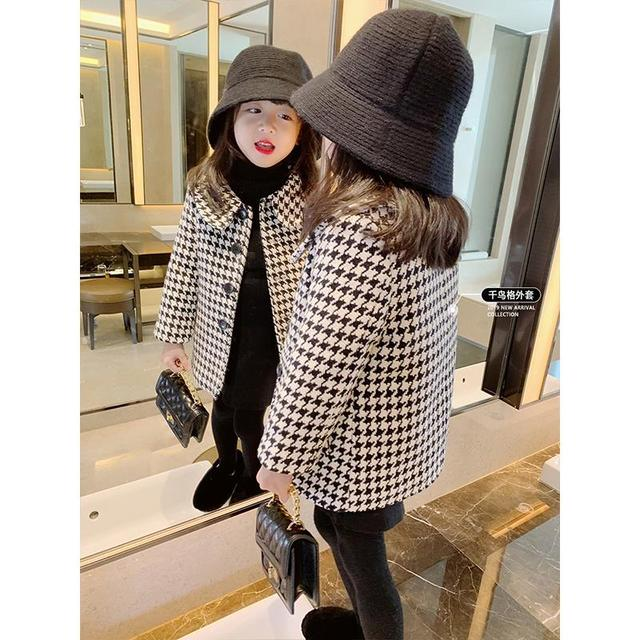 Baby Overcoat 2020 New Fashion Windproof Kids Coat Outerwear Autumn Winter girl clothes tops Children Clothing For girls jacket 4