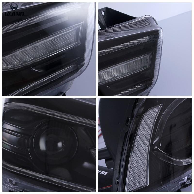 VLAND Tvornički dodaci za auto LED svjetla za punjač LED prednja - Svjetla automobila - Foto 5