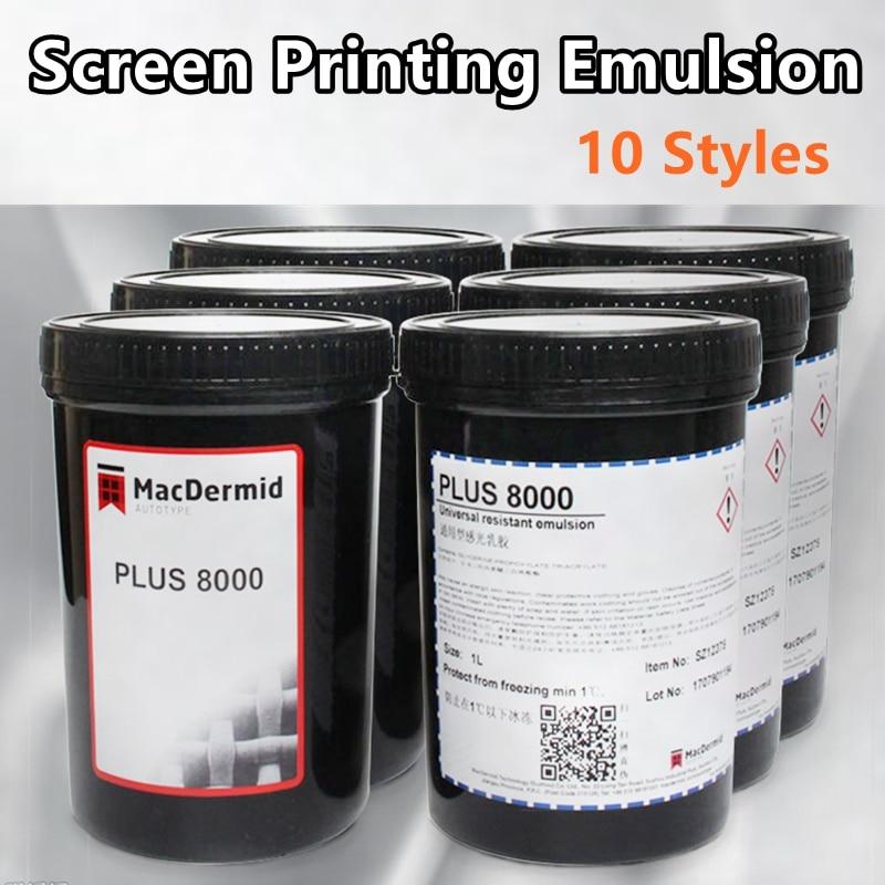 Эмульсия для трафаретной печати, фотополимер, текстиль, печатная плата, стекло, трафаретная печать, фотоэмульсия, фоточувствительность, про...