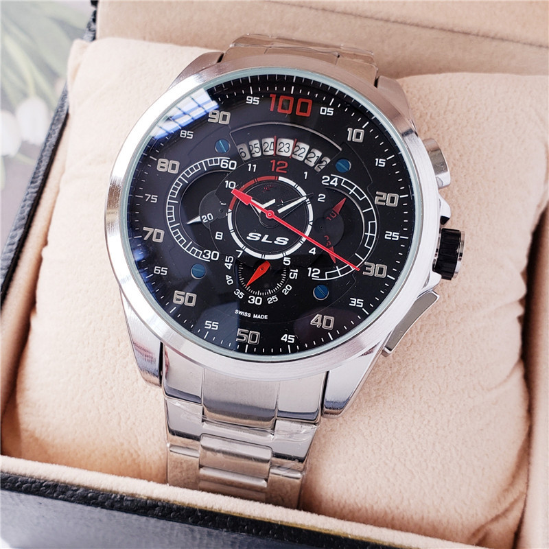 Top Brand  Man Digite  Watch Rlo  Dz Auto Date Week Display  Luminous Diver Watches  Stainless Steel Wrist Gift Male Clock
