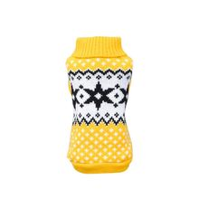 Pet Clothes Turtleneck Small Dog Sweater Winter pet coat Pet Cat Dog Costume Knitwear for Small Medium Large Dogs