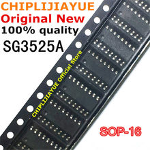 10-20 pces sg3525a sop16 sg3525adr sg3525 sop 3525 sop-16 smd novo e original ic chipset