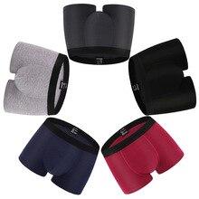 4pcs Lot Men Boxers Underwear Bamboo Fiber Sexy Boxershorts Mens Pants Breathabl