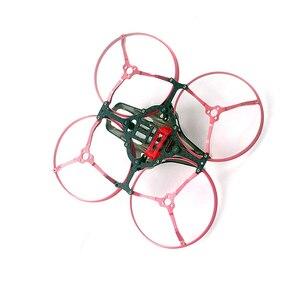 Image 4 - Happymodel Snapper8 85 millimetri Cinewhoop Kit Telaio In Fibra di Carbonio Con Lega di Alluminio CNC Guard per FPV Da Corsa del RC Aereo Drone quad