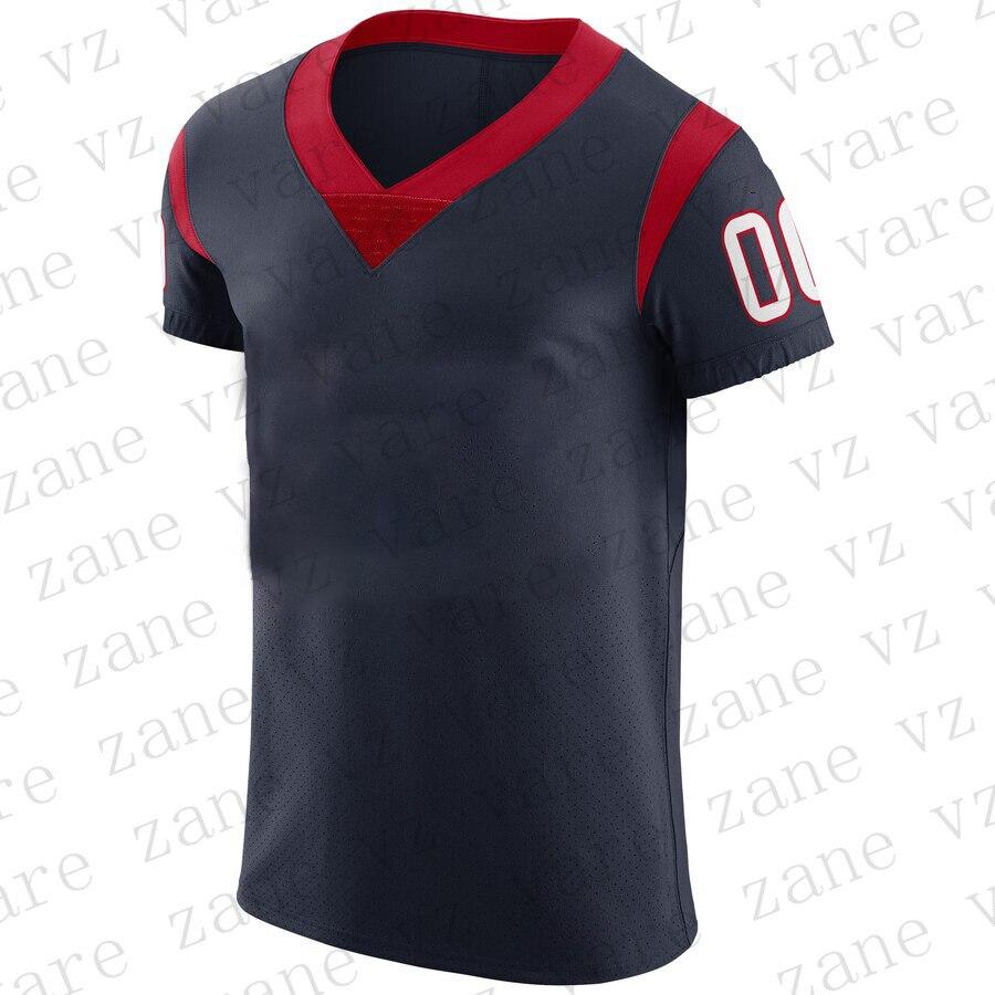 Customize Mens New American Football Jerseys Deshaun Watson JJ Watt Deandre Hopkins Cheap Houston Jersey