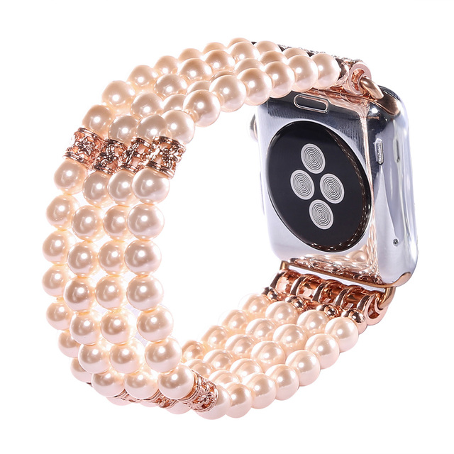 Pearl Strap for Apple Watch 1