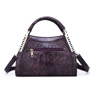 Image 4 - Gykaeo New 2020 Winter Female Street Shopping Messenger Bags Handbags Women Famous Brands PU Leather Shoulder Bag Sac Main Femme