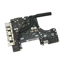 "Getest Moederbord Met Koellichaam Voor Macbook 13 ""A1342 Logic Board 2.26Ghz P7550 820-2883-A 820-2567-A Jaar 2009(China)"