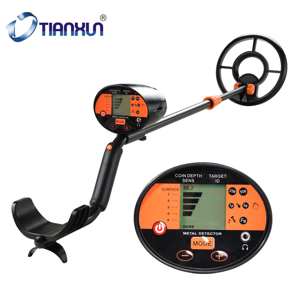 Multifunctional Performance Digital Display Underground metal detector Search Gold Silver Copper Detector Metal