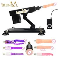 iKenmu Low Noise Sex Machine Sex Product for Men and Women Automatic Masturbation Love Machine Sex Shop sex mashine