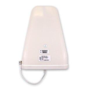 Image 1 - 2G 3G 4G anten açık Yagi 800 2500 Log periyodik harici LPDA anten cep telefonu için telefon sinyal tekrarlayıcı güçlendirici amplifikatör