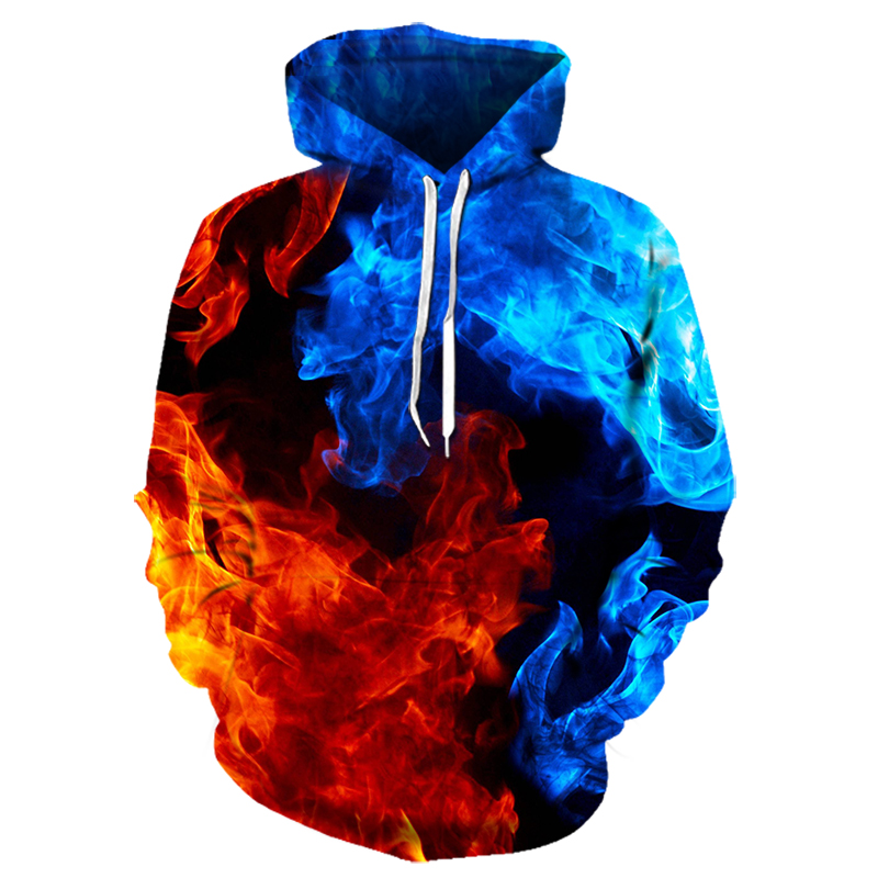 3D Printed Abstract Hoodies Men&Women 55